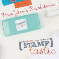 Stamptastic Small banner